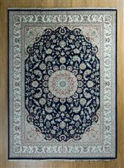 Sale 8717C - Lot 12 - Indo Persian Nain 253cm x 253cm