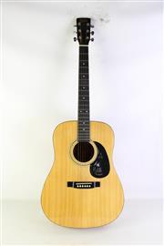 Sale 8940 - Lot 85 - Status FG-505 Accoustic Guitar