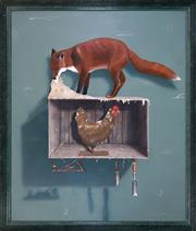 Sale 8415 - Lot 548 - Graeme Townsend (1954 - ) - Dawn Decoy, Fox Foil 181.5 x 150.5cm
