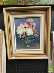 Sale 8449 - Lot 2070 - Wendy Gallan (XX) - Still Life (Flowers)