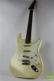 Sale 8512 - Lot 96 - Hondo Electric Guitar