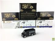 Sale 8559A - Lot 11 - 7 Matchbox Models of Yesteryear Automodels Australia Cars. Includes The Hershey Herald Dodge Route Van Limited Edition 1 of 3000...