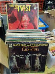 Sale 8587 - Lot 2052 - Box of Records