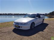 Sale 8601V - Lot 1 - 1997 Holden Ute, Model VS, NSW Registration - BZ41EL, VIN/Chassis 6H8VSK80HWL270670, Engine Number VH708978, Registered till 9th Dec...