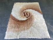 Sale 9002 - Lot 1041 - Vintage Flokati Shagpile Carpet (232 x 165cm)