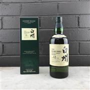 Sale 9017W - Lot 5 - The Hakushu Distillery 12YO Single Malt Japanese Whisky - 43% ABV, 700ml in box