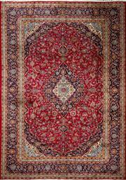 Sale 8321C - Lot 62 - Persian Kashan 403cm x 277cm RRP $5000