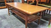 Sale 8395 - Lot 1087 - Teak Coffee Table