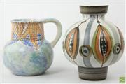 Sale 8594D - Lot 70 - Mattona Wear Jug And Langley Example