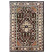 Sale 8971C - Lot 39 - Afghan Revival Fine Caucasian Carpet, 205x300cm, Handspun Ghazni Wool