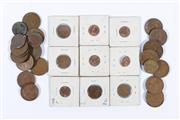 Sale 9007 - Lot 70 - A Collection Of Pennies and Other Australian Coins