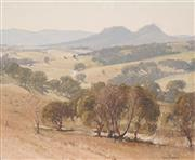 Sale 8813 - Lot 557 - Robert Johnson (1890 - 1964) - Tarana Landscape 37 x 45cm
