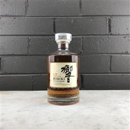 Sale 9089W - Lot 21 - Hibiki 17YO Blended Japanese Whisky - 43% ABV, 700ml