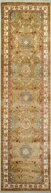 Sale 8338C - Lot 83 - Afghan Chobi 305cm x 80cm