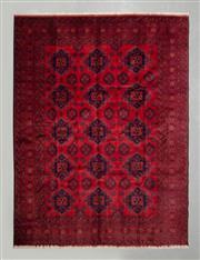 Sale 8493C - Lot 58 - Afghan Khal Mohamadi 250cm x 356cm