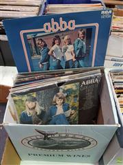 Sale 8587 - Lot 2055 - Box of Records