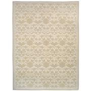 Sale 8971C - Lot 41 - Afghan Revival Kandahar Carpet, Ottoman Design, Finely Knotted, 275x370cm, Handspun Wool & Cotton