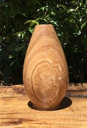 Sale 9015G - Lot 59 - Carved Stone Vase. Size 26cm H