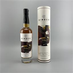 Sale 9165 - Lot 666 - Bimber Distillery Single Malt London Whisky - bottled June 2020 exclusively for Selfridges (only 936 bottles), cask ref. 544-7/67, 5...