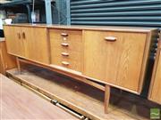 Sale 8421 - Lot 1088 - G-Plan Teak Sideboard