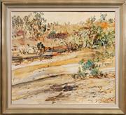 Sale 8449A - Lot 544 - William Boissevain (1927 - ) - Landscape, 1977 80 x 90.5cm