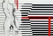Sale 8491 - Lot 2011 - Sabine von Graz - Untitled 61 x 91.5cm