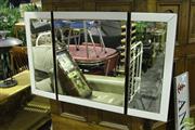 Sale 8499 - Lot 1080 - Mirror Framed Mirror