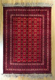 Sale 8717C - Lot 15 - Afghan Qunduzi 300cm x 200cm