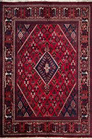 Sale 8321C - Lot 66 - Persian Shiraz 313cm x 217cm RRP $4000
