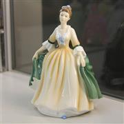 Sale 8336 - Lot 37 - Royal Doulton Figure Pretty Ladies Collection Elegance