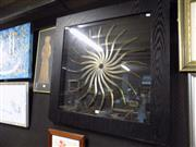 Sale 8417T - Lot 2059 - Artist Unknown (XX) - Sun 90 x 90cm (frame size)