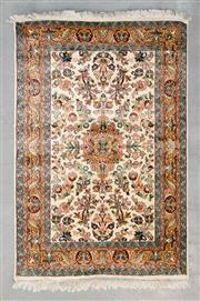 Sale 8493C - Lot 59 - Kashmiri Silk 150cm x 93cm