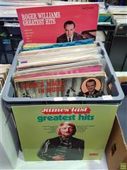 Sale 8587 - Lot 2057 - Box of Records