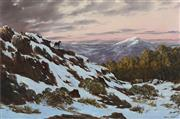 Sale 8722 - Lot 532 - Kevin Best (1932 - 2012) - The Sentinel 49.5 x 74.5cm