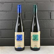 Sale 8911X - Lot 35 - 2x 2018 OLeary Walker Wines Riesling, Clare Valley - 1x Polish Hill River, 1x Watervale