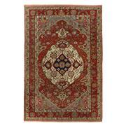 Sale 8971C - Lot 43 - Antique Persian Malayer, 150x220cm, Handspun Wool