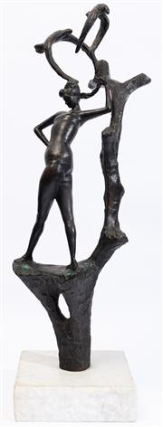 Sale 8994H - Lot 101 - Emilio Greco (After), (1913 - 1995) - Primavera (spring), 1961 123 x 40 x 40cm