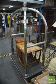 Sale 8289 - Lot 1036 - Hotel Porters Cart