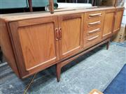 Sale 8476 - Lot 1062 - G-Plan Fresco Teak Sideboard