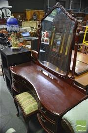 Sale 8390 - Lot 1473 - Cedar Dressing Table