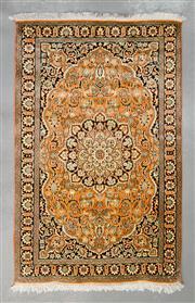 Sale 8493C - Lot 60 - Kashmiri Silk 120cm x 80cm
