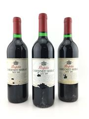 Sale 8553 - Lot 1746 - 3x 1997 Penfolds Bin 389 Cabernet Shiraz, South Australia