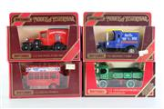 Sale 8960T - Lot 10 - A Set Of Four Matchbox Models of Yesteryear Toy Cars Incl Rosella