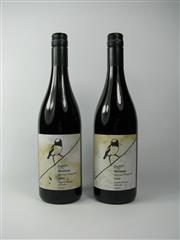 Sale 8335W - Lot 679 - 2x 2005 Logan Wines Weemala Shiraz Viognier, Central Ranges - cellar stained labels