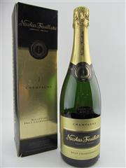 Sale 8439 - Lot 784 - 1x 2005 Nicolas Feuillatte Brut, Champagne - in box