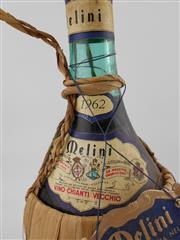 Sale 8454W - Lot 92 - 1x 1962 Melini Chianti Vecchio, Chianti
