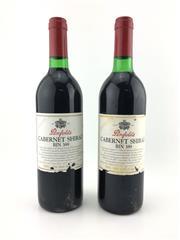 Sale 8553 - Lot 1747 - 2x 1997 Penfolds Bin 389 Cabernet Shiraz, South Australia