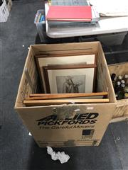 Sale 8819 - Lot 2164 - Box of Decorative Prints