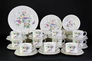 Sale 8897 - Lot 87 - Coalport Dinner Service For 12 Persons