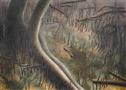 Sale 9055A - Lot 5007 - Hanna Kay (1947 - ) - Untitled Landscape 72 x 101 cm (frame: 83 x112 x 5 cm)